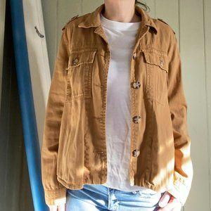 Workwear Light Brown Jacket